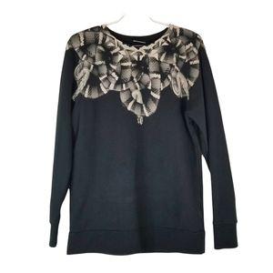 Marcelo Burlon Country of Milan Snake Sweatshirt